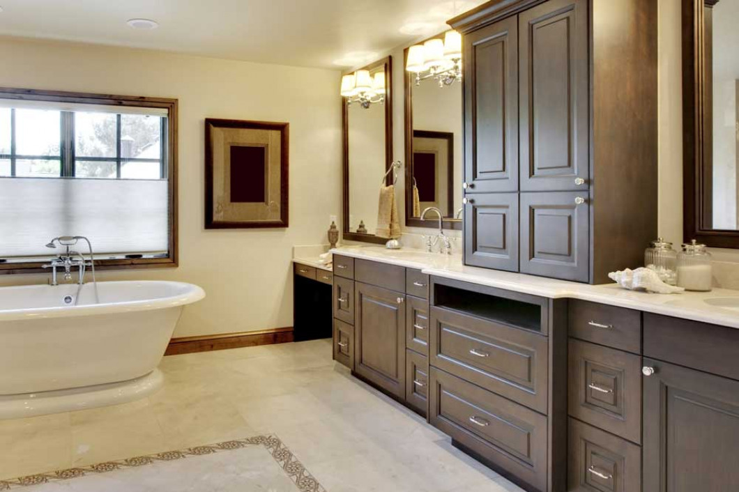 Wipe the Slate Clean-Schedule Bathroom or Kitchen Remodeling Services